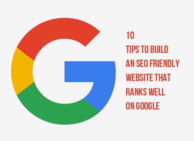 ranks well google