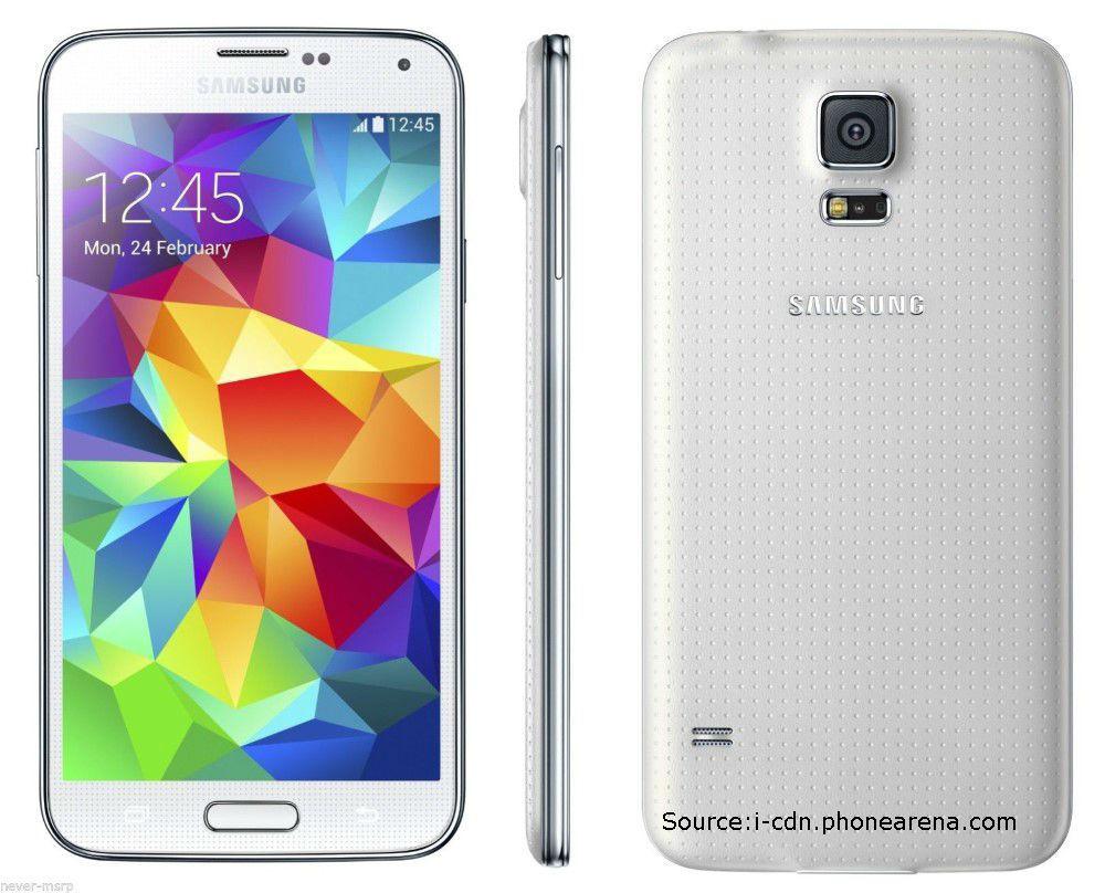Samsung Galaxy S5 - SmartPhone of 2014